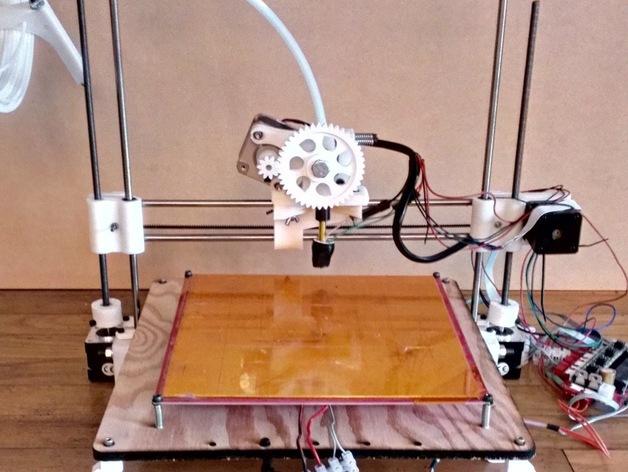 3D tiskárnu lze zneužit za účelem vloupání